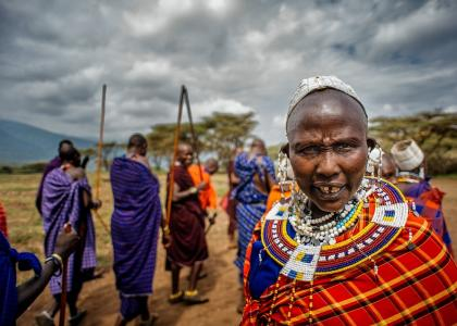 Mød de autentiske masaier på safari i Tanzania
