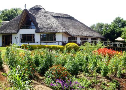 Den charmerende hovedhus på Farm House