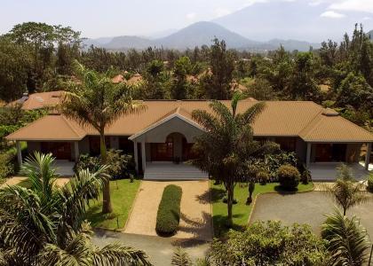 Planet Lodge i Arusha, Tanzania