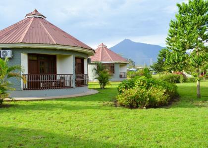 Vores foretrukne hotel udenfor Arusha by