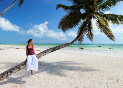 Kombinér din safari med afslapning på eksotiske Zanzibar