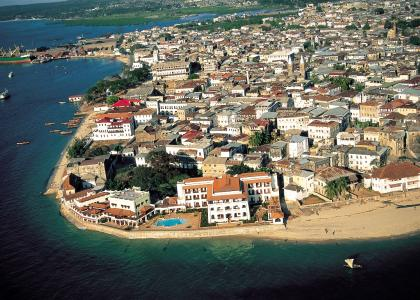 Zanzibars charmerende gamle bydel, Stone Town